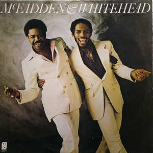 Album  Cover Mcfadden And Whitehead - Mcfadden And Whitehead on PHILADELPHIA INTERNATIONAL Records from 1979
