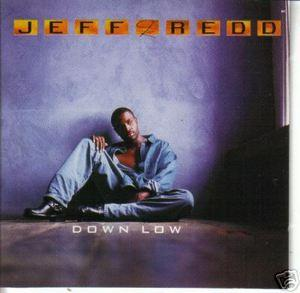 Album  Cover Jeff Redd - Down Low on MCA Records from 1994