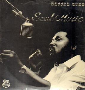 Album  Cover Bennie Conn - Soul Music on GROOVE TIME Records from 1980