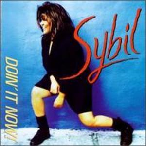 Album  Cover Sybil - Doin' It Now! on POLYGRAM Records from 1993