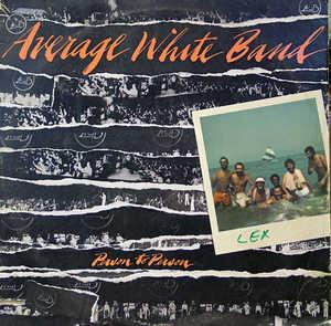 Album  Cover Average White Band - Person To Person on ATLANTIC Records from 1977