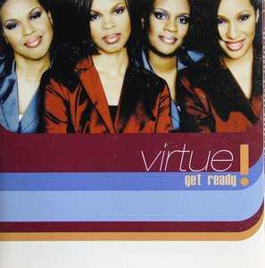Front Cover Album Virtue - Get Ready