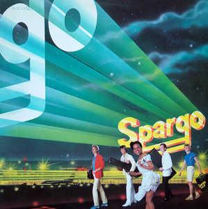 Album  Cover Spargo - Go on I-SCREAM MUSIC Records from 1981