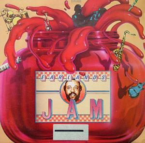 Album  Cover Charles Earland - Earland's Jam on COLUMBIA Records from 1982