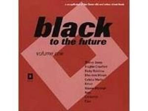Album  Cover Various Artists - Black To The Future on DIVERSE Records from 1994