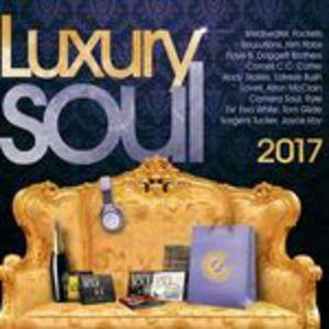 Front Cover Album Various Artists - Luxury Soul 2017