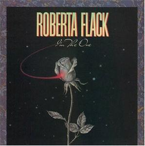 Album  Cover Roberta Flack - I'm The One on ATLANTIC Records from 1982