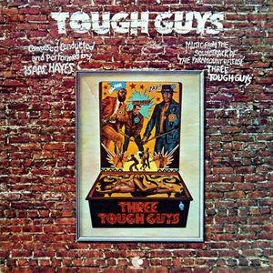 Front Cover Album Isaac Hayes - Tough Guys Film Soundtrack