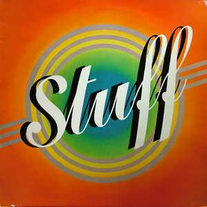 Album  Cover Stuff - Stuff on WARNER BROS. Records from 1976