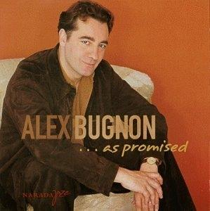 Album  Cover Alex Bugnon - As Promised on NARADA Records from 2000