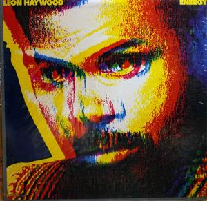 Album  Cover Leon Haywood - Energy on MCA Records from 1979