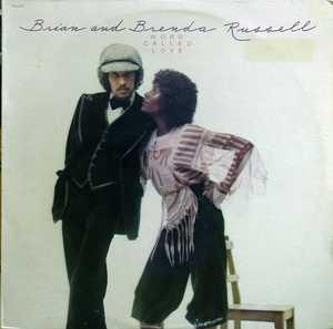 Album  Cover Brian And Brenda Russell - Word Called Love on ROCKET RECORD COMPANY Records from 1976