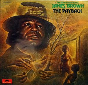 Front Cover Album James Brown - The Payback