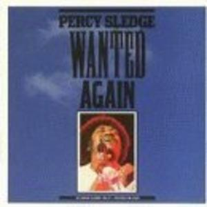 Album  Cover Percy Sledge - Wanted Again on DEMON Records from 1989