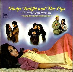 Album  Cover Gladys Knight & The Pips - If I Were Your Woman on SOUL Records from 1971