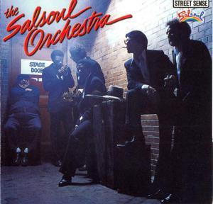 Album  Cover Salsoul Orchestra - Street Sense on SALSOUL Records from 1979