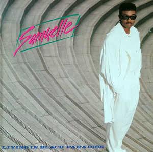 Album  Cover Samuelle - Living In Black Paradise on  Records from 1991