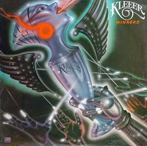 Album  Cover Kleeer - Winners on ATLANTIC Records from 1979