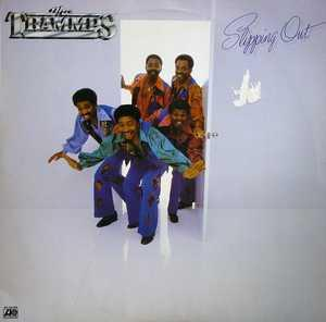 Album  Cover The Trammps - Slipping Out on ATLANTIC Records from 1981