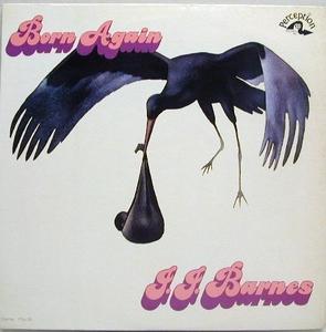 Album  Cover J.j. Barnes - Born Again on PERCEPTION Records from 1973