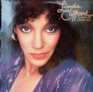 Front Cover Album Linda Clifford - I'll Keep On Loving You