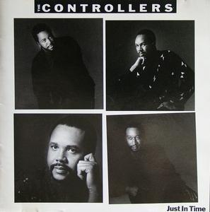 Album  Cover The Controllers - Just In Time on CAPITOL Records from 1989