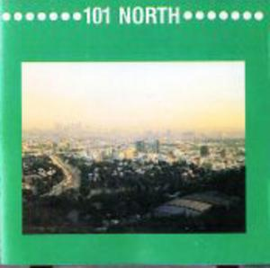 Album  Cover 101 North - 101 North on CAPITOL Records from 1988