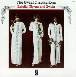 Album  Cover Sweet Inspirations - Estelle, Myrna And Sylvia on STAX Records from 1973