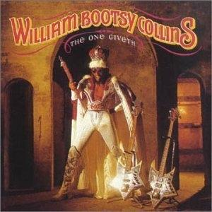Album  Cover Bootsy Collins - The One Giveth, The Court Taketh Away on WARNER BROS. Records from 1982