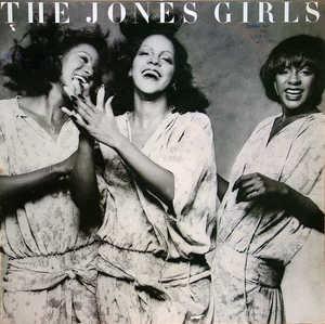 Album  Cover The Jones Girls - The Jones Girls on PHILADELPHIA INTERNATIONAL Records from 1979