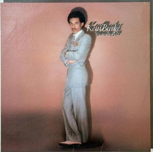 Album  Cover Keni Burke - You're The Best on RCA Records from 1981