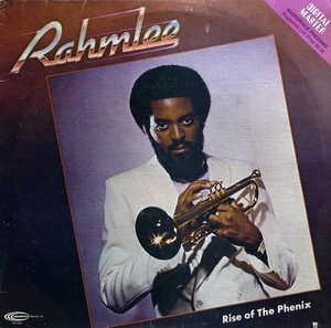 Album  Cover Rahmlee - Rise Of The Phenix on HEADFIRST Records from 1981
