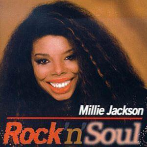 Album  Cover Millie Jackson - Rock N' Soul on ICHIBAN Records from 1994