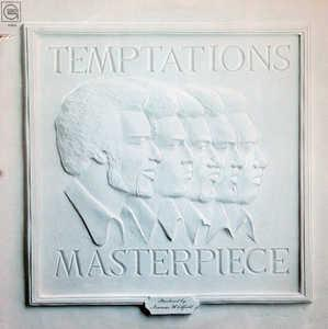 Album  Cover The Temptations - Masterpiece on GORDY Records from 1973
