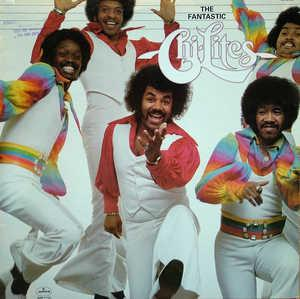 Album  Cover The Chi-lites - The Fantastic Chi-lites on MERCURY Records from 1977