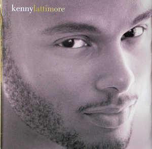 Album  Cover Kenny Lattimore - Kenny Lattimore on COLUMBIA Records from 1996