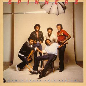 Front Cover Album The Spinners - Can't Shake This Feelin'