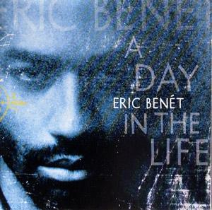 Front Cover Album Eric Benét - Day In The Life