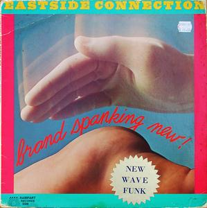 Front Cover Album Eastside Connection - Brand Spanking New !
