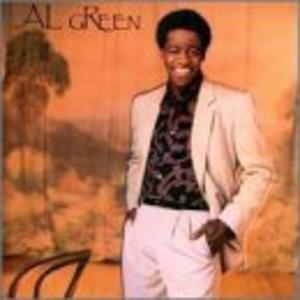 Front Cover Album Al Green - He Is The Light