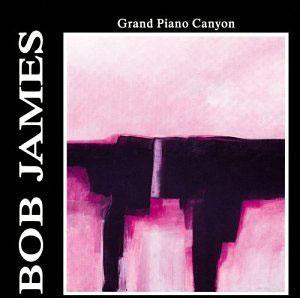 Album  Cover Bob James - Grand Piano Canyon on WARNER BROS. Records from 1990