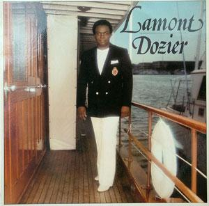 Album  Cover Lamont Dozier - Lamont on M&M Records from 1981