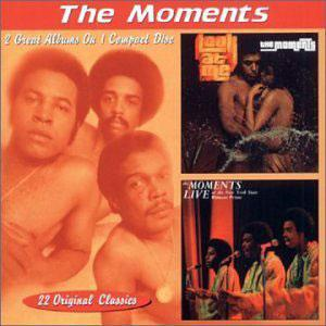 Album  Cover Moments & Whatnauts - Look At Me on STANG Records from 1975