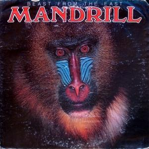 Album  Cover Mandrill - Beast From The East on UNITED ARTISTS Records from 1975