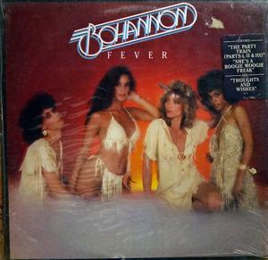 Album  Cover Hamilton Bohannon - Bohannon Fever on PHASE 2 (CBS) Records from 1982