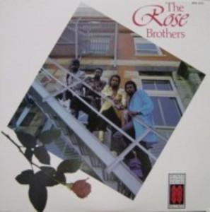 Album  Cover The Rose Brothers - The Rose Brothers on MUSCLE SHOALS SOUND Records from 1985