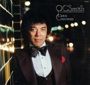 Album  Cover O.c. Smith - Love Changes on SOUTH BAY RECORDS Records from 1982