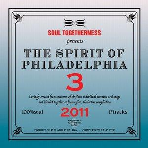 Album  Cover Various Artists - The Spirit Of Philadelphia Volume 3 on EXPANSION Records from 2011