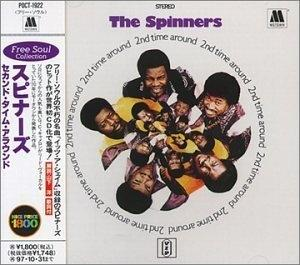 Front Cover Album The Spinners - 2nd Time Around