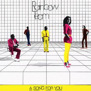 Album  Cover Rainbow Team - A Song For You on FULL TIME Records from 1982